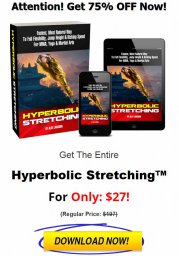 Hyperbolic Stretching [REVIEW] - Scam Or Does It Improve Overall Body Flexibility?